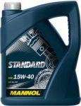 Mannol Standard 15W-40 (5 L) SL/CF