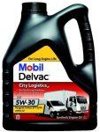 Mobil Delvac City Logistics P 5W-30 (4 L) PSA B71 2290