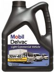 MOBIL DELVAC LIGHT COMMERCIAL VEHICLE E 10W-40 (4 L)