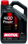 MOTUL 4100 Power 15W-50 (4 L)