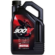 Motul 300V 4T Factory Line Road Racing 5W-40 (4 L)