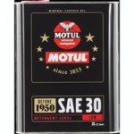Motul Classic Oil SAE 30 (2 L)
