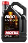 MOTUL 8100 X-CESS GEN2 5W-40 (4 L) A3/B4