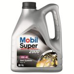 MOBIL SUPER 2000 X1 10W-40 (4 L)