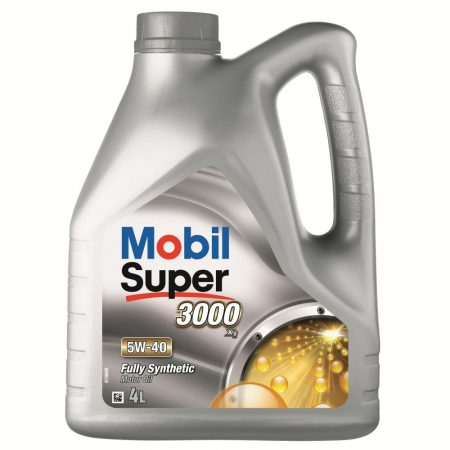 MOBIL SUPER 3000 X1 5W-40 (4 L)