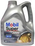 MOBIL SUPER 3000 X1 FORMULA FE 5W-30 (4 L)