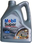 Mobil Super 3000 XE 5W-30 (4 L) MB/GM/VW