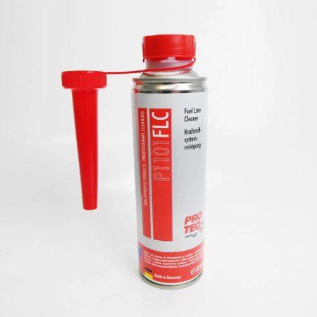 Pro-Tec 1101 FLC benzines üzemanyag rendszer tisztító és védő (Ethanol védelem) (375 ml)