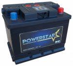 Powerstar L2(0) 55AH 420A J+