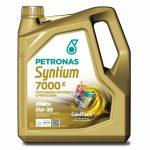 Petronas Syntium 7000 E 0W-30 (4 L) ACEA C2 + ajándék Petronas Safety KIT