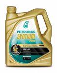 Petronas Syntium 7000 0W-40 (4 L) + ajándék Petronas Safety KIT