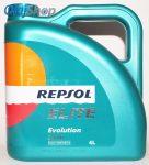 REPSOL ELITE EVOLUTION 5W-40 (Low SAPS) (5 L)