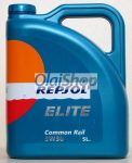 REPSOL ELITE COMMON RAIL 5W-30 (5 L)