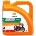 Repsol Moto Rider 4T 10W-40 (4 L) Motorkerékpár olaj