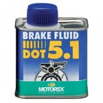 MOTOREX BRAKE FLUID DOT 5.1 (250 ML)