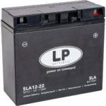 Landport SLA 12-22 (22AH 230A) AMG (felitatott) motorakkumulátor
