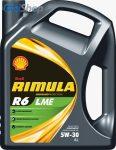 Shell Rimula R6 LME 5W-30 (4 L) E6/E7