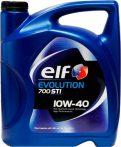 ELF EVOLUTION 700 ST 10W-40 (4 L)