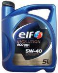 ELF EVOLUTION 900 (Excellium) NF 5W-40 (5 L)