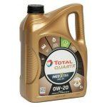 Total Quartz Ineo Long Life 0W-20 (5 L) 508.00/509.00
