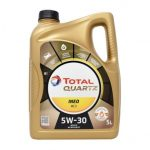 Total Quartz Ineo MC3 5W-30 (5 L) Motorolaj