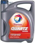 Total Quartz 5000 15W-40 (4 L)