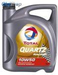 TOTAL QUARTZ RACING 10W-50 (5 L)