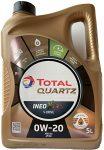 Total Quartz 9000 V-Drive 0W-20 (5 L) VOLVO
