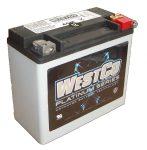 WestCo WCP20L motorkerékpár akkumulátor