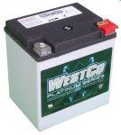 WestCo WCP30 motorkerékpár akkumulátor