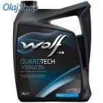 WOLF Guardtech 10W-40 B4 (4 L) motorolaj