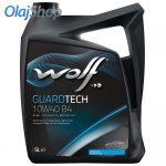 WOLF Guardtech 10W-40 B4 (5 L) motorolaj