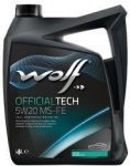 Wolf Officialtech 5W-20 MS-FE (4 L) 948B