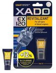 Xado EX120 gel diesel motorokhoz /tubus/ (9 ml)