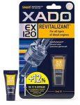 Xado EX120 gél diesel motorokhoz /tubus/ (9 ml)