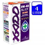XADO 0W-40 SL/CF Xado motorolaj (4 L)