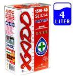 XADO 15W-40 SL/CI-4 (4 L)