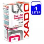 XADO 5W-40 LUXURY DRIVE (4 L)