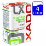 XADO 10W-40 LUXURY DRIVE (4 L)