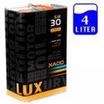 Xado Luxury Drive Black Edition 5W-30 SM 4 Liter
