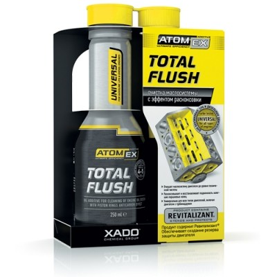 Xado Atomex Total Flush (250 ml)