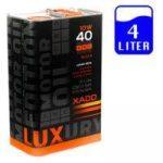 Xado Luxury Drive Black Edition 10W-40 motorolaj 4 Liter