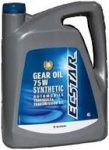 Ecstar Gear Oil 75W Synthetic (4 L)
