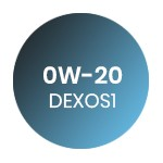 0W-20 GM DEXOS1