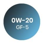0W-20 ILSAC GF-5
