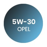5W-30 OPEL / GM DEXOS