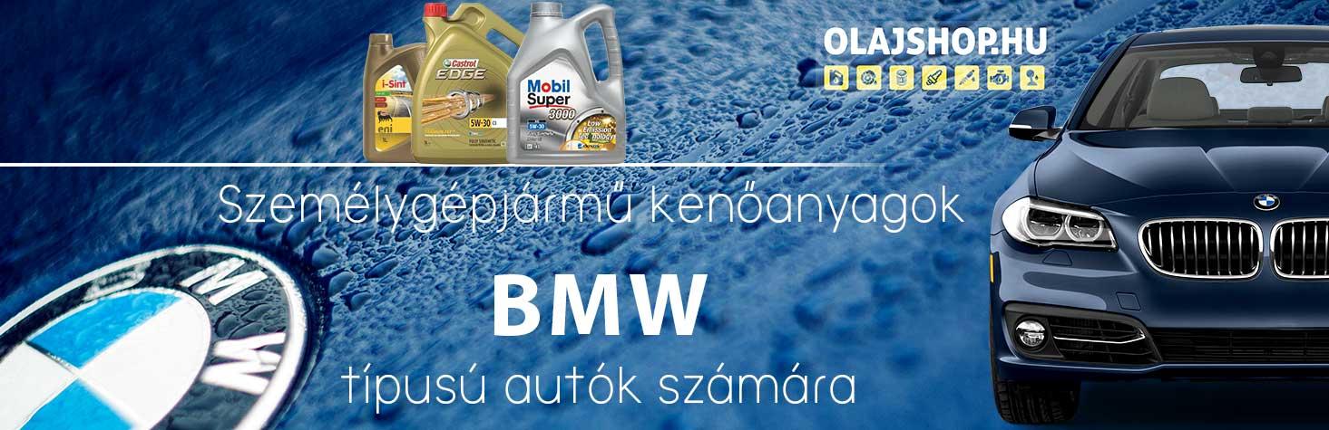 Bmw olaj vélemény