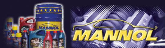 mannol motorolaj