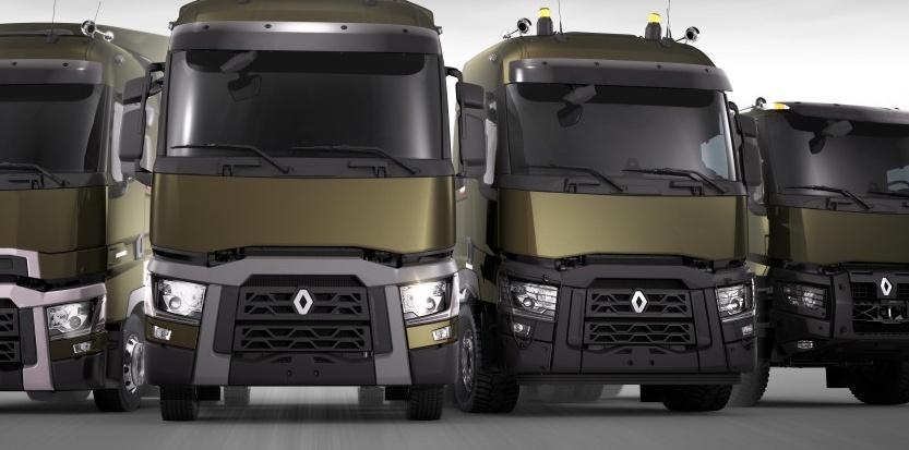 renault truck haszongépjármű