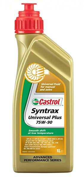 Castrol SYNTRAX UNIVERSAL PLUS 75W-90 (1 L) Hajtóműolaj